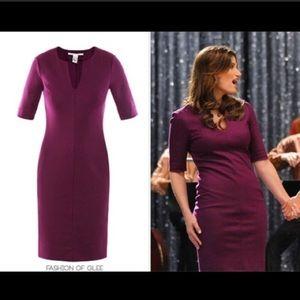 Diane Von Furstenberg Aurora Dress size 6